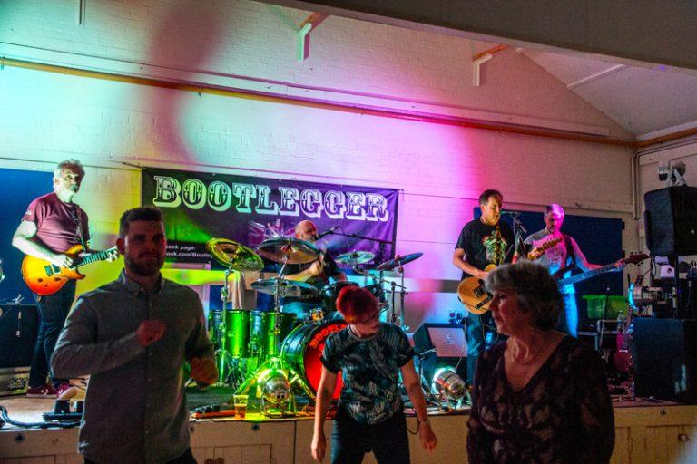 Bootlegger classic rock band